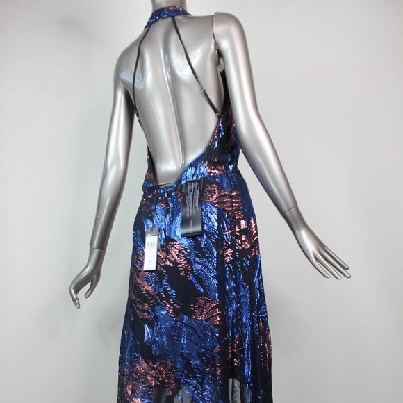 BCBGMAXAZRIA Women Sparkle Dress  Maegan